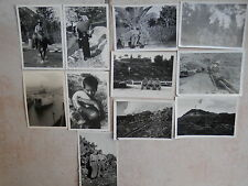SECONDA GUERRA MONDIALE COMISO VITTORIA VESUVIO Sicilia 1942 Foto Messina WWII