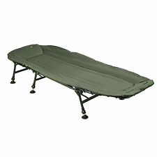 JRC Carp Fishing 3-Leg Contact Lite Bedchair -Robust Frame, Adjustable Legs