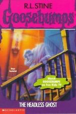 The Headless Ghost (Goosebumps, No 37) by Stine, R. L.