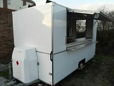 More details for 12' x 6' catering trailer burger van