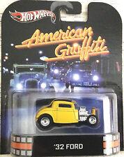 1/64 Hot Wheels Retro American Graffitti 32 ford