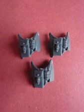 Chaos Space Marine Tactique 3 x TAILLE DECOR-bits 40K