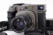 【Near Mint +】Mamiya 7 Medium Format Camera w/ Mamiya N 65mm F/4 L From Japan#168