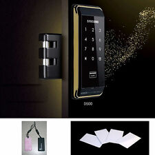 4RFID Card Key+2Key Tag+SAMSUNG SHS-D500 digital door lock keyless touchpad EZON