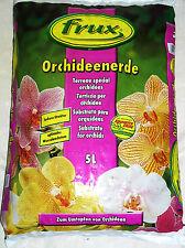 FRUX ORCHIDEENERDE   5  LITER