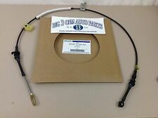 1999-2004 Ford Mustang 4R75W Transmission Shift Control CABLE OEM XR3Z-7E395-AA