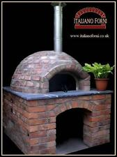 REDUCED ItalianoForni Wood Fired Delux Kit Pizza Oven Kit REDUCED