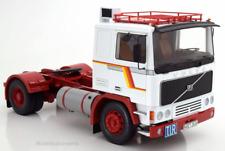 VOLVO F12 LKW F1220 weiss rot 1979 Truck Camion Road King RIESIG NEU 1:18