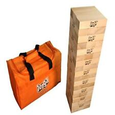 ❤ Jenga Giant Js7 Hardwood Game (Stacks To 5+ Feet Ages 12+) Play Toy Heavy Duty