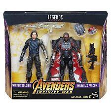 Marvel Legends Winter Soldier & Falcon Action Figure 2 Pack