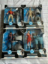 MIP 2021 McFARLANE TOYS DC MULTIVERSE  SUICIDE SQUAD  SET OF FOUR  HARLEY QUINN