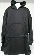 THE COMFY Oversized Unlined Wearable Fleece Cotton Blanket Hoodie Sweatshirt