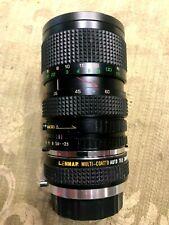 Quantaray 28-80mm f/3.5-4.5 Macro Auto Zoom Lens For Nikon W/Lenmar 2X Converter