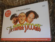 The Three Stooges: Collector's Edition (DVD, 2011, 7-Disc Set), NEW & SEALED