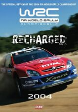 World Rally Championship - Official review 2004 (New DVD) FIA WRC Loeb Solberg