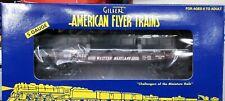 American Flyer LTI  6-48544 WM Flat Car with Metal Girder