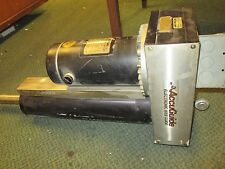 Accuguide  Actuator  HT4-LS  1/3HP  1800RPMs  Used