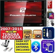 FITS 07-16 TOYOTA TUNDRA & SEQUOIA AM/FM BLUETOOTH USB SD AUX CAR RADIO STEREO