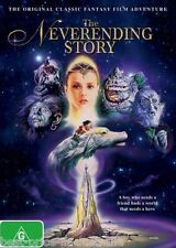 The NEVERENDING [NEVER ENDING] STORY DVD TOP 1000 MOVIES Fantasy BRAND NEW R4