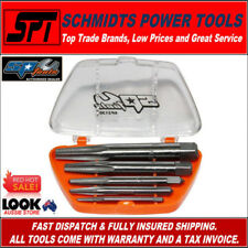 SP TOOLS SP31302 SCREW BOLT & STUD EXTRACTOR SET EASY OUTS STRAIGHT TYPE 5 PIECE