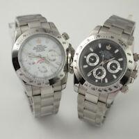 New Genuine Automatic Mechanical Steel Bagelsport Men's Wrist Watch(3 Colors)