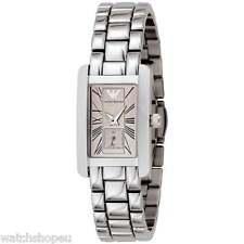 Nuevo Reloj Para Dama Clásico EMPORIO ARMANI AR0172 - 2 Año De Garantía
