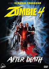 Zombie 4 After Death - Movie DVD