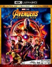 PREORDER: AVENGERS INFINITY WARS  (4K ULTRA HD ) - Blu Ray -Region free
