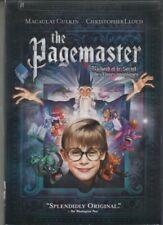 The Pagemaster (DVD, 2009) Macaulay Culkin