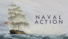 Naval Action Steam Digital Game (PC) --- Europe Only --- no CD/DVD