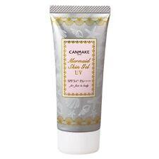 CANMAKE Tokyo Mermaid Skin Gel UV Sunscreen SPF50+ PA++++ 40g From Japan