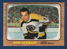 RON STEWART 66-67 TOPPS 1966-67  NO 94  EXMINT 0281