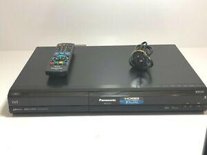 PANASONIC HDD/DVD DMR EX78 RECORDER PLAYER 250 GB + REMOTE, (REGION FREE) VGC