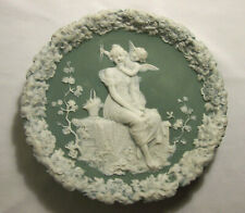 Coupelle BISCUIT style Wedgwood PSYCHE et CUPIDON  Fleur