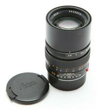 Excellent Leica 90mm f2.8 Elmarit-M Rangefinder Lens #31610
