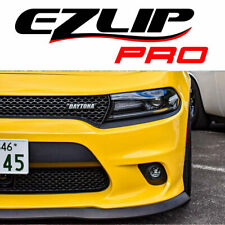EZ LIP PRO SPOILER SKIRTS BODY KIT WING TRIM SPLITTER for DODGE CHARGER