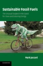 Sustainable Fossil Fuels : The Unusual Suspect in the Quest for Clean and...