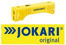 JOKARI Abisolierer UNI Plus Allrounder für Kabel Entmanteler Cable Stripper +