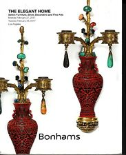 Bonhams The Elegant Home Furniture Silver Art February 27 28 2017 Los Angeles