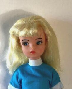 Rare Ideal RELIABLE ~ SL Tammy Platinum Blonde Doll ~ Canada Market