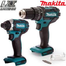 Makita DHP482Z LXT 18V Cordless Combi Drill With Makita DTD152Z Impact Driver
