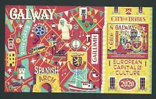 Ireland 2020 - European Capital of Culture - Galway S/S MNH