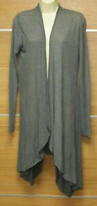 MADE IN ITALY grey cardigan size M - L