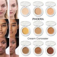 9 Colors Makeup Face Cream Contour Kit Concealer Palette Bronzer Highlighter HA