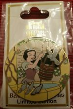 Disney Snow White Beloved tales pin DSSH DSF Pin Soda Fountain Princess LE 300