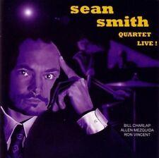 Sean Smith Quartet Live by Sean Smith (Bass #1) (CD, Nov-1999, Chiaroscuro)