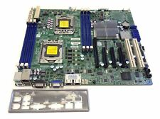Supermicro X8DTL-iF Dual Intel E5530 Xeon LGA1366 DDR3 ATX Server Motherboard IO
