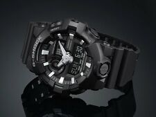 GA-700-1B Black G-shock Men's Watches Analog Digital Resin Band New