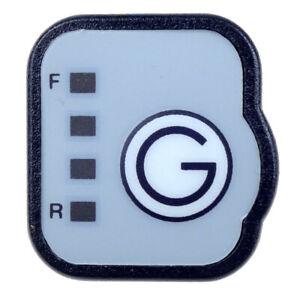 Central panel VERSUS / ACON AGIS konsol Benzin-Gasschalter zentral Steuerkonsole