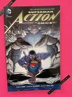 Superman Action Comics Vol 6 Superdoom TPB DC 2015 NM